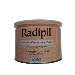 Gabor radipil cera depilatoria liposolubile BIOSSIDO DI TITANIO 400 ml