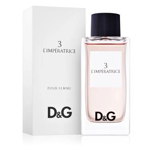 D&G  L' Imperatrice edt 100 ml