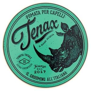 Tenax  Firenze dal 2017 Pomata per capelli a base acqua Tenuta Totale/ Extra Lucentezza 125 ml