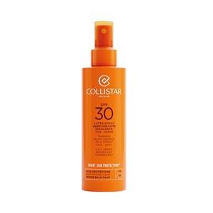 Collistar Latte Spray Abbronzante Idratante viso - corpo SPF 30 200 ml