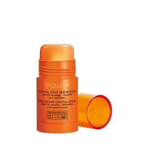 Collistar Crystal Stick Protettivo Speciale Tatuaggi - Macchie PELLI SENSIBILI Viso - Corpo WATER RESISTANT SPF 50 + 25 ml