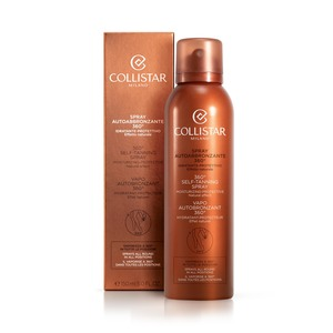 Collistar Spray Autoabbronzante 360° Idratante Protettivo Effetto Naturale 150 ml