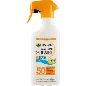 Garnier Ambre Solaire KIDS SPF 50+ Protezione Fotostabile UVA UVB 300ml