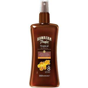 Hawaiian Tropic Protective UVA/UVB Spray SPF 8 Coconut & Papaya 200 ml