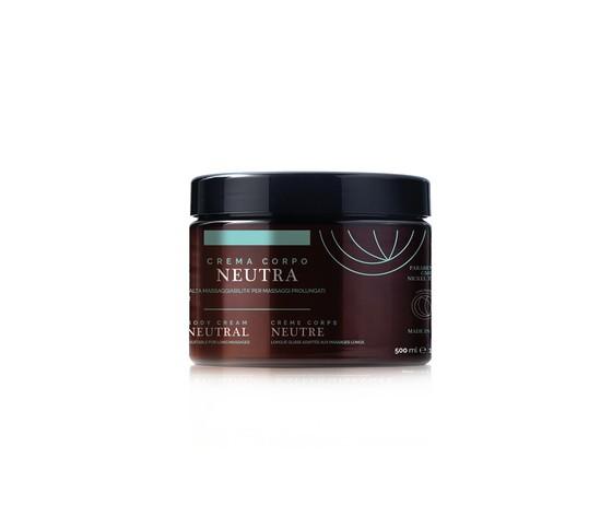 Crema massaggio neutra 500ml