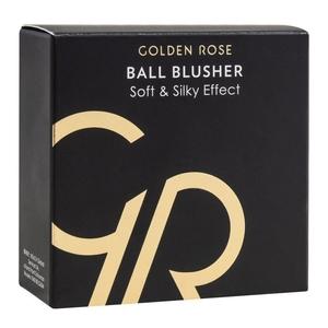 Golden rose ball blusher soft & silk effect 02 27 g