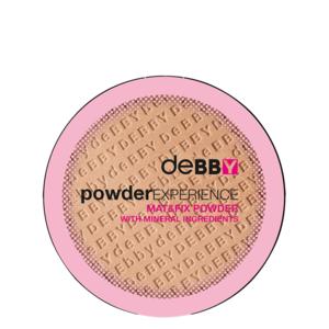 Debby power experience mat & fix 8,5 g