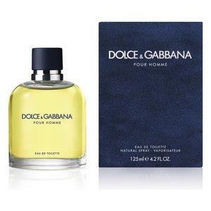Dolce & Gabbana Pour Homme edt 125 ml