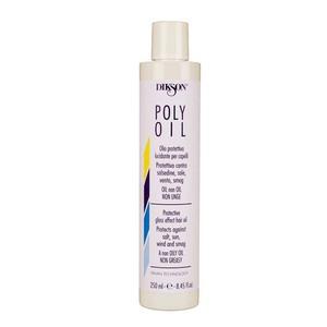 Dikson Poly oil 250 ml olio protettivo lucidante per capelli