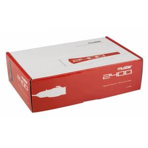 Muster 2400 tagliacapelli professionale regolazione del taglio da 0.5 mm a 2 mm art. 57075