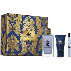 Dolce & Gabbana Cofanetto K edt 100 ml + Gel doccia 50 ml + edt 10 ml
