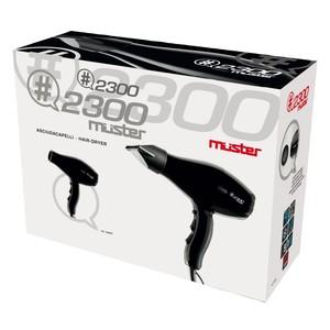 Muster & Dikson Asciugacapelli Professionale #2300