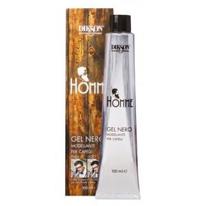 Muster & Dikson Gel Nero Modellante per capelli 100 ml