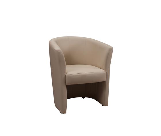 4724122518 belize armchair ivory pvc