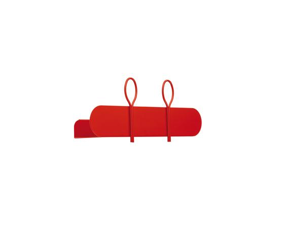 Balloon 45 rosso dalia