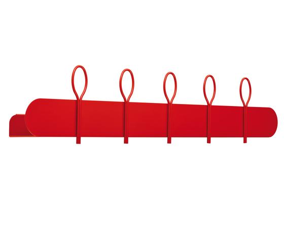 Balloon 90 a rosso dalia