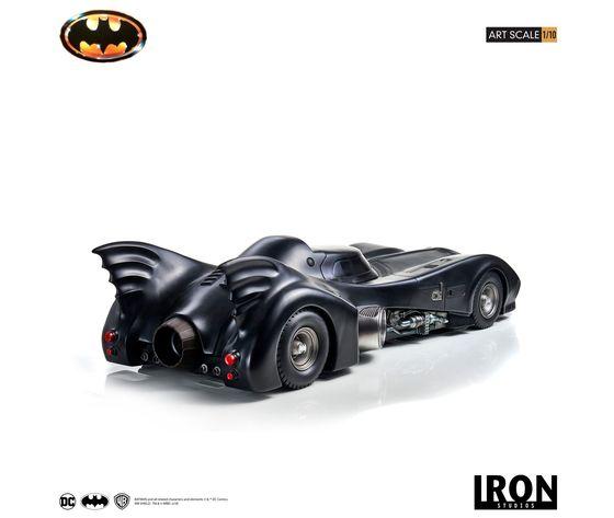 Batmobile dlx batman 1989 06