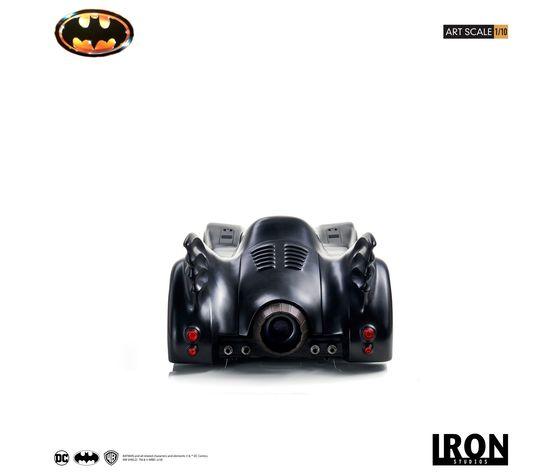 Batmobile dlx batman 1989 07