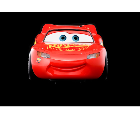 Cars lightning mcqueen chogokin 04