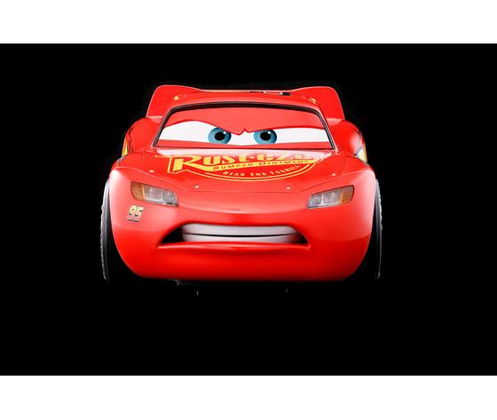 Cars lightning mcqueen chogokin 05