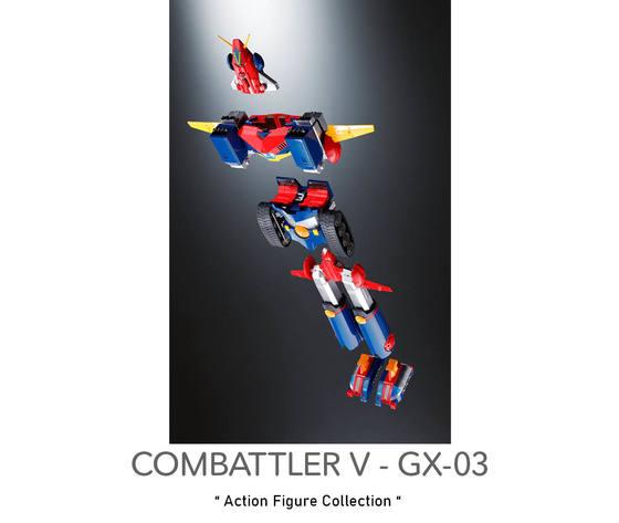 Combattlerv gx03ruler3