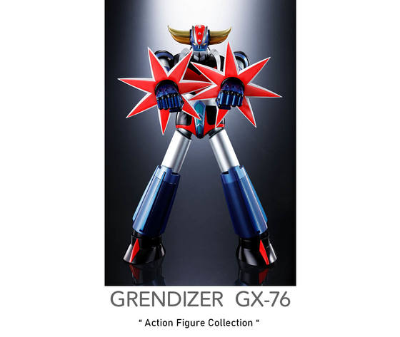 Grendizer gx76 ruler4