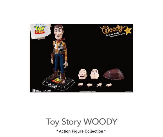 Toy story woody 3