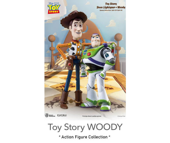 Toy story woody 4