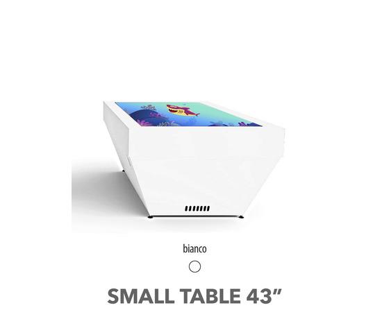 Smalltablebianco