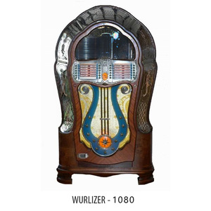 JUKE BOX WURLITZER 1080