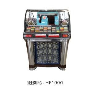 JUKE BOX SEEBURG HF100 G