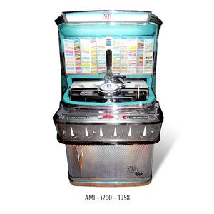 JUKE BOX AMI I 200 MANUAL