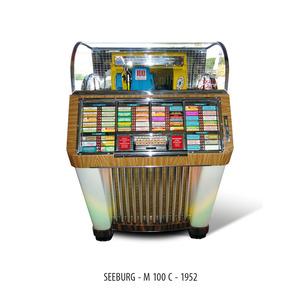 JUKE BOX SEEBURG M100C