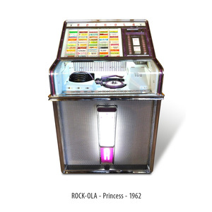 JUKE BOX ROCK-OLA PRINCESS 1493