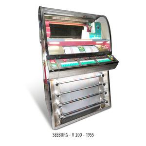 JUKE BOX SEEBURG V200