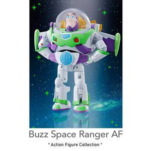 TOY STORY BUZZ SPACE RANGERS Chogokin