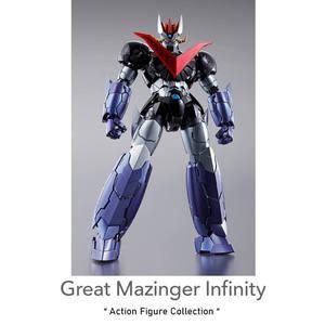 GREAT MAZINGER INFINITY Metal Build