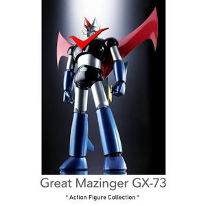 GX-73 GREAT MAZINGER DYNAMIC Classic