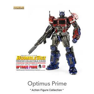 TRANSFORMERS BUMBLEBEE OPTIMUS PRIME Premium