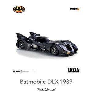 BATMAN - BATMOBILE 1989 DLX 1/10