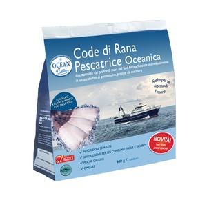 CODE DI RANA PESCATRICE OCEANICA OCEAN 47 600 g.