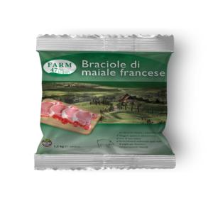 BRACIOLE DI MAIALE FRANCESE  400 g.