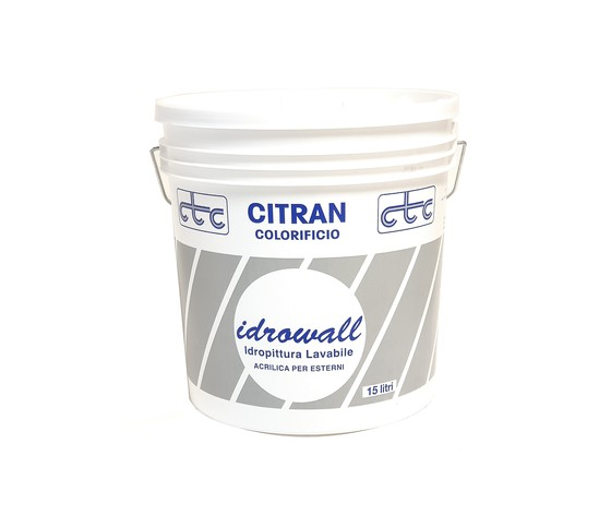 Idrowall quarzo antialga