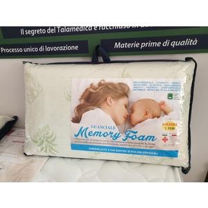 Guanciale Memory Saponetta h15