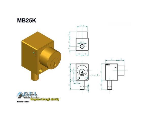 Interblocchi MB25K