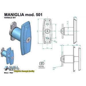 Maniglie 501