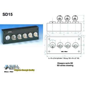 Distributore chiave SD15
