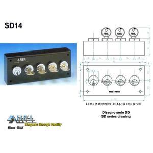 Distributore chiave SD14