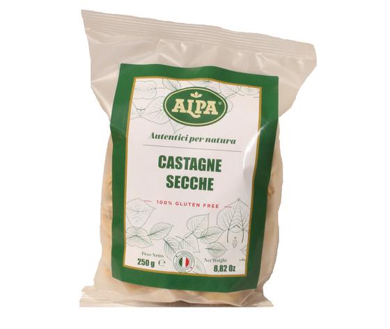 Castagne secche 250g