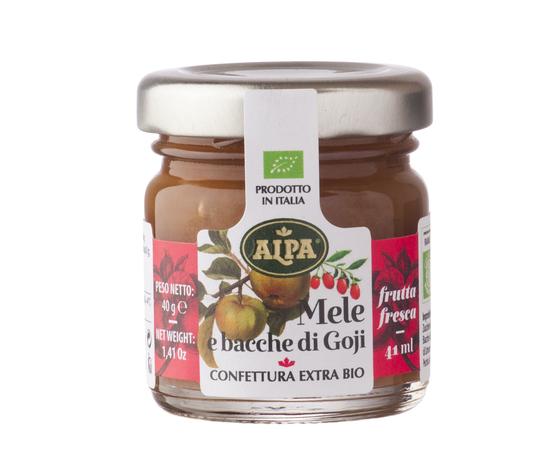 Confettura 41ml mele bacche